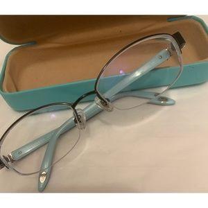 Tiffany & Co. Eye Glasses & Case